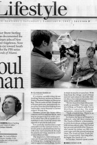 Soul Man, pg. 1